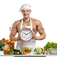 best meal times for muscle gain